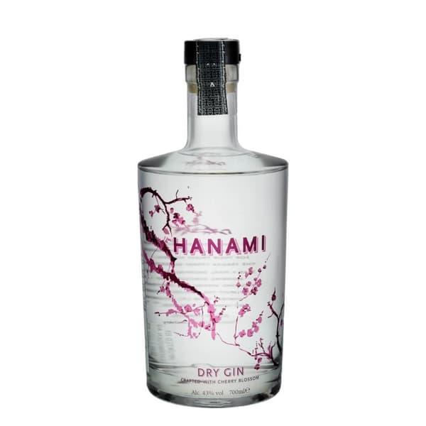 Hanami Dry Gin 70cl