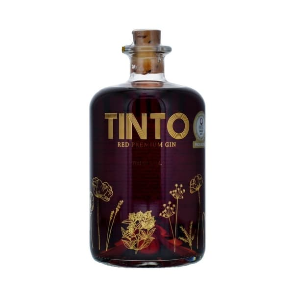 Tinto Red Premium Gin 70cl