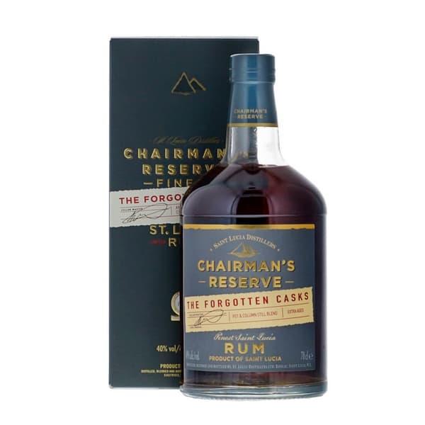 Chairman's Reserve Rum The Forgotten Casks 70cl
