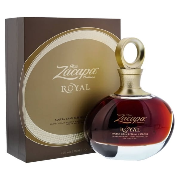 Ron Zacapa Centenario Royal Solera Gran Reserva Especial 70cl