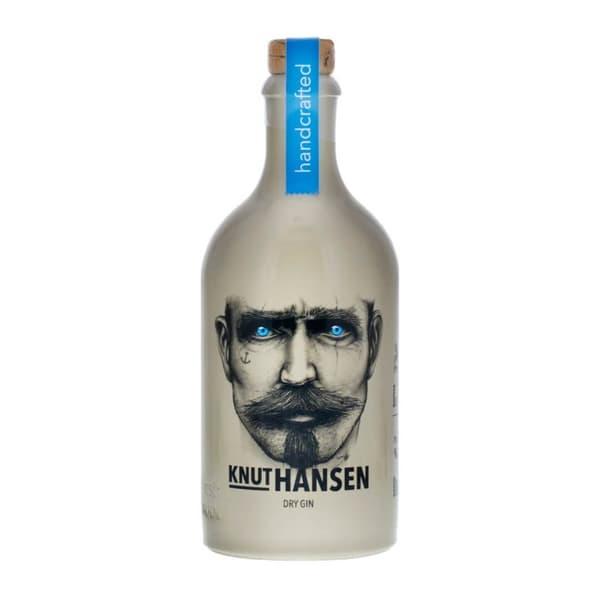 Knut Hansen Dry Gin 50cl