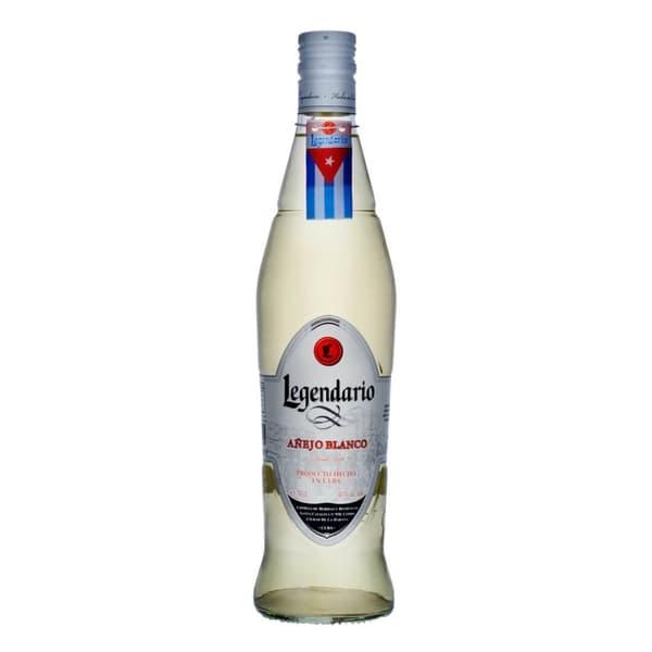 Legendario Añejo Blanco Rum 70cl