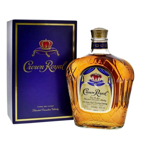 Crown Royal Fine de Luxe Canadian Whisky 70cl
