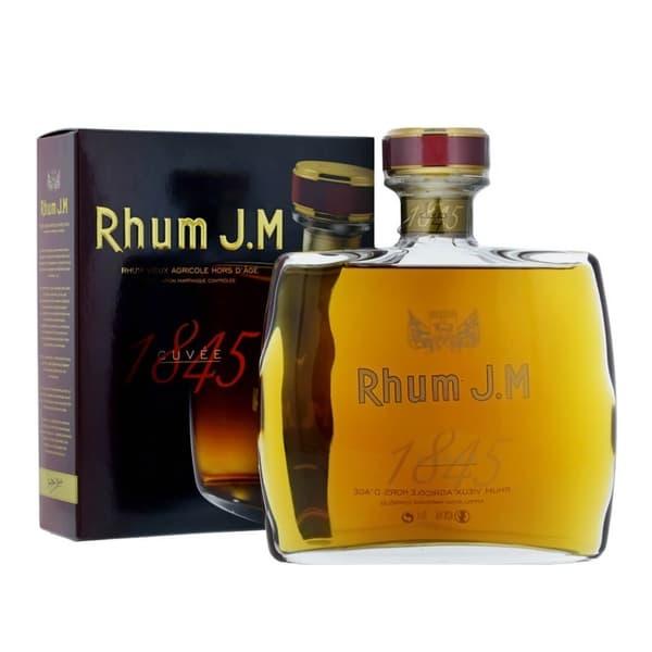 J.M Rhum Vieux Agricole Hors D'Age Cuvée 1845 70cl