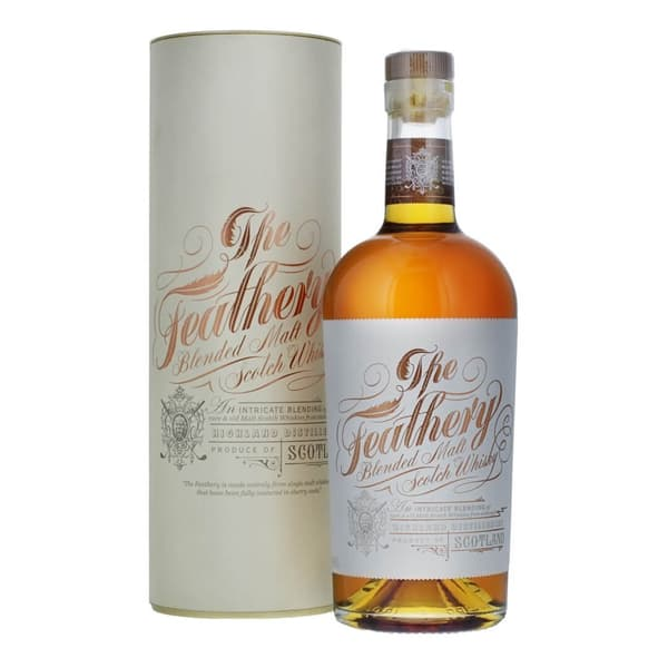 The Feathery Blended Malt 70cl