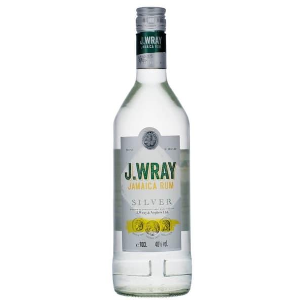 J. Wray & Nephew's Silver Rum 70cl