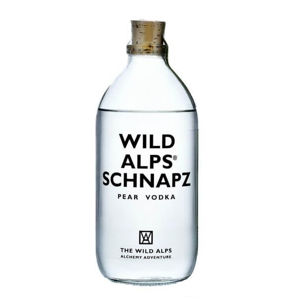 The Wild Alps Schnapz Pear Vodka 50cl