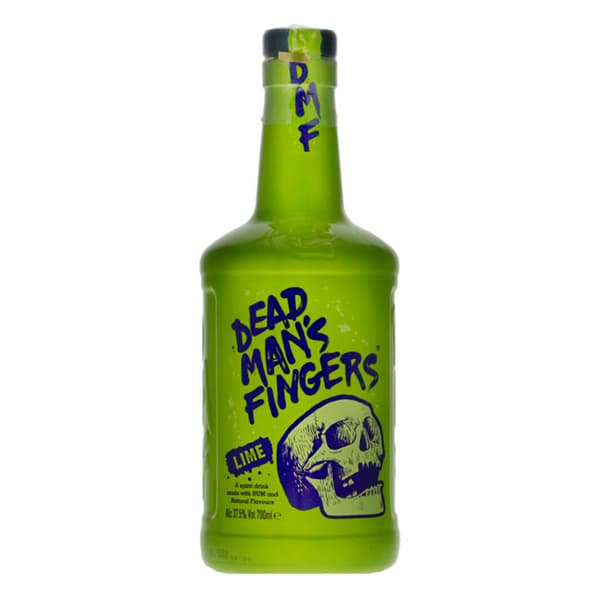 Dead Man's Fingers Lime 70cl (Spirituose auf Rum-Basis)