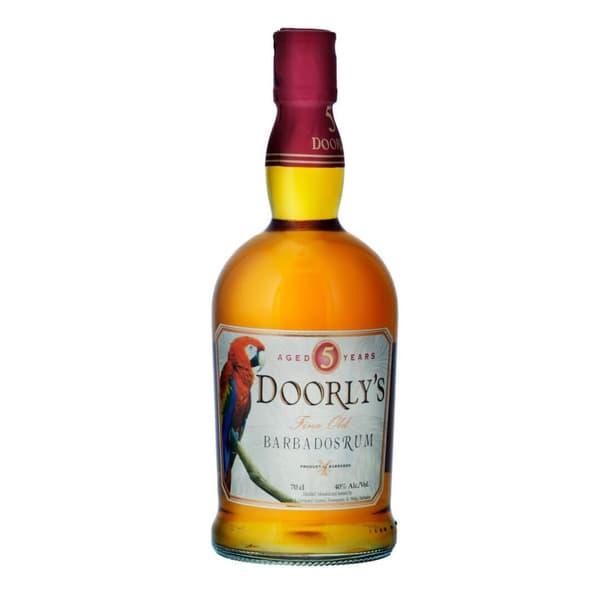 Doorly's 5 Years Rum 70cl