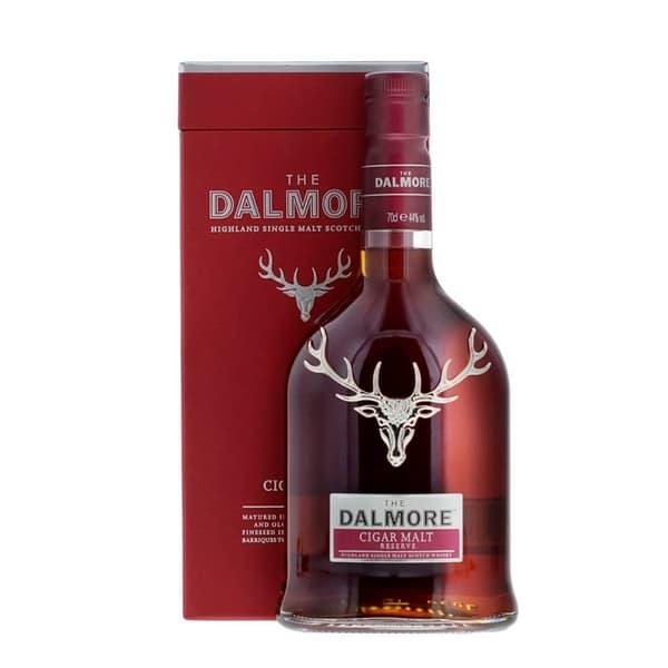 The Dalmore Cigar Malt Reserve Whisky 70cl