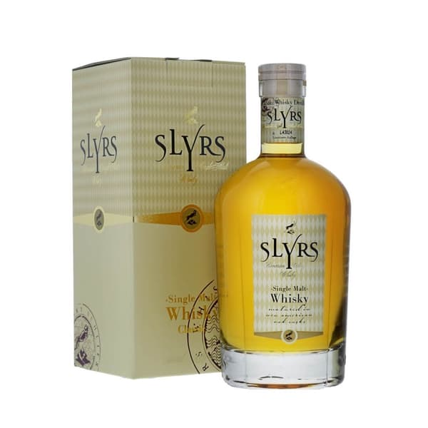 Slyrs Bavarian Single Malt Whisky Oak Cask 70cl