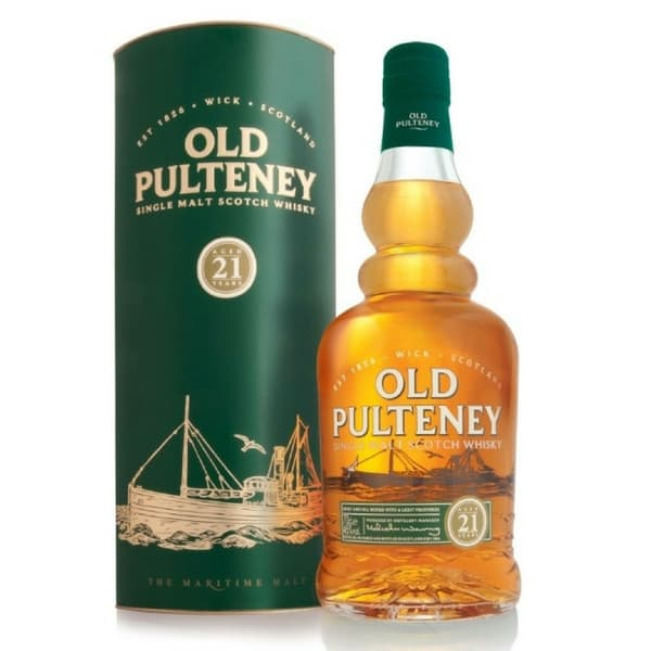Old Pulteney 21 Years Whisky 70cl