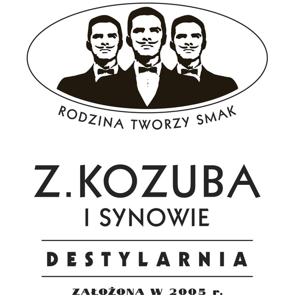 Kozuba White Dog Whisky 70cl