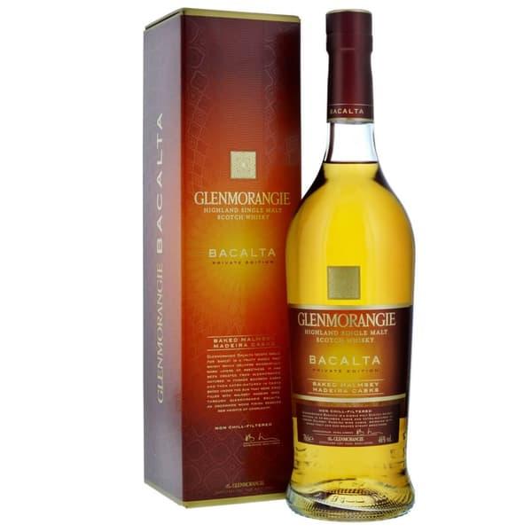 Glenmorangie Bacalta Private Edition Single Malt Scotch Whisky 70cl