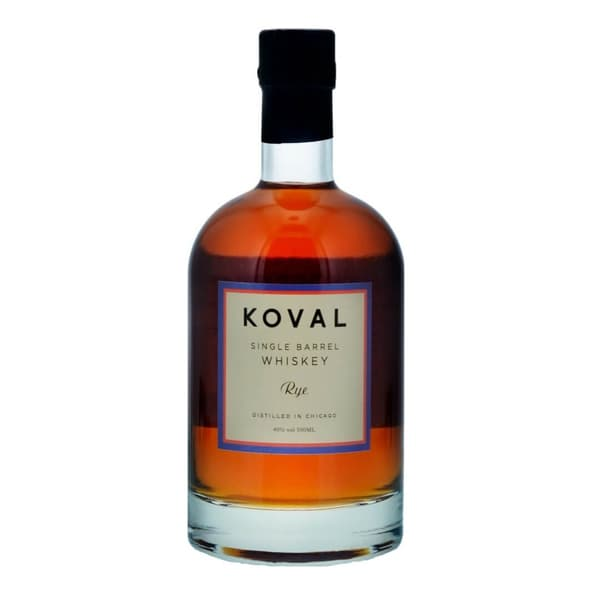 Koval Rye Whiskey 50cl