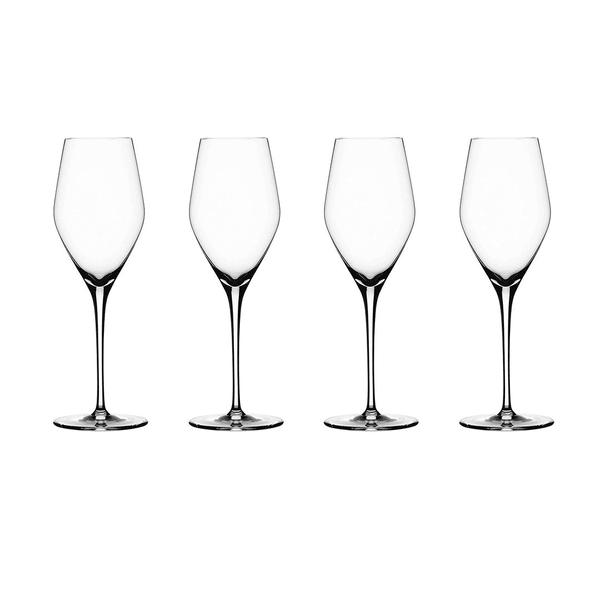 Spiegelau Authentis Champagnerglas, 4er-Set