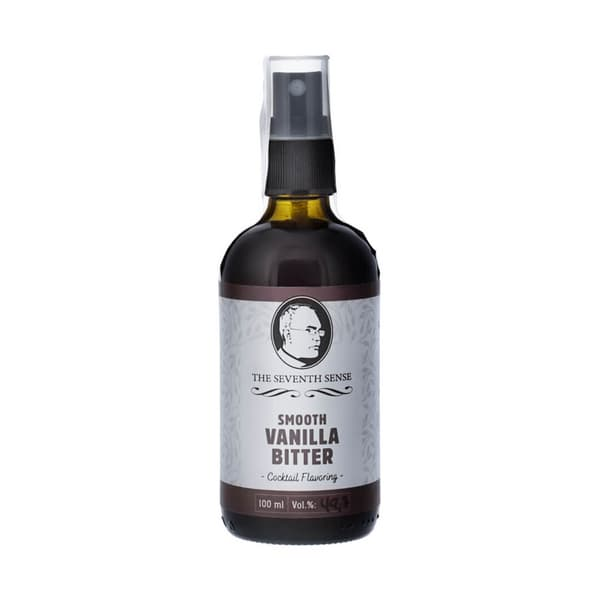 The Seventh Sense Smooth Vanilla Bitter 10cl