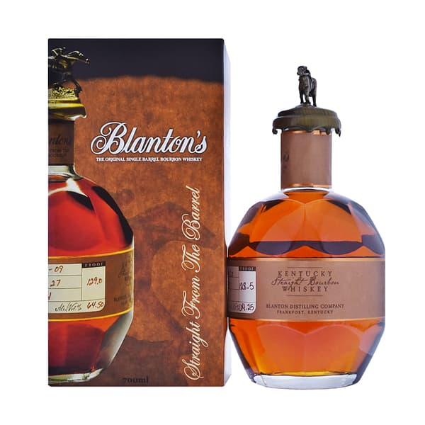 Blanton's Straight From The Barrel Whiskey 70cl