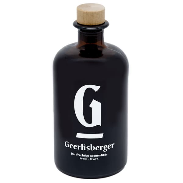 Geerlisberger Kräuterlikör 50cl