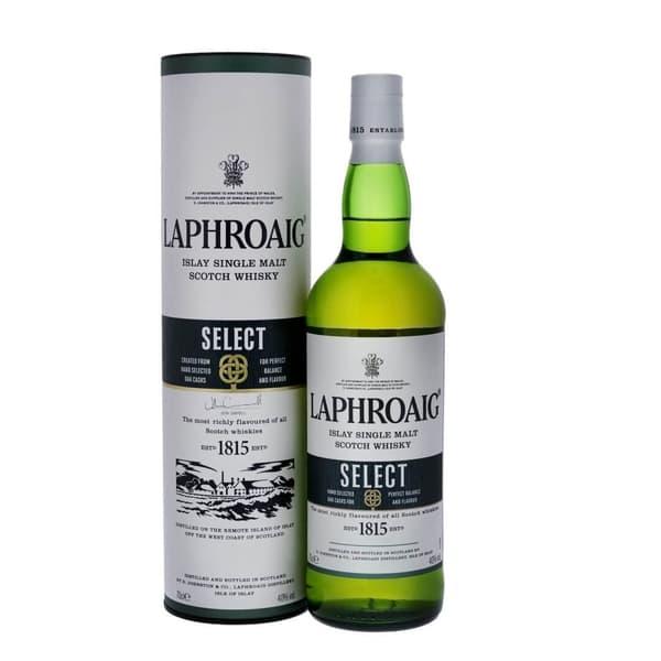 Laphroaig Select Whisky 70cl