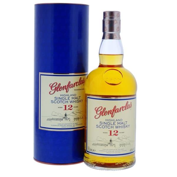 Glenfarclas 12 Years Single Malt Whisky 70cl