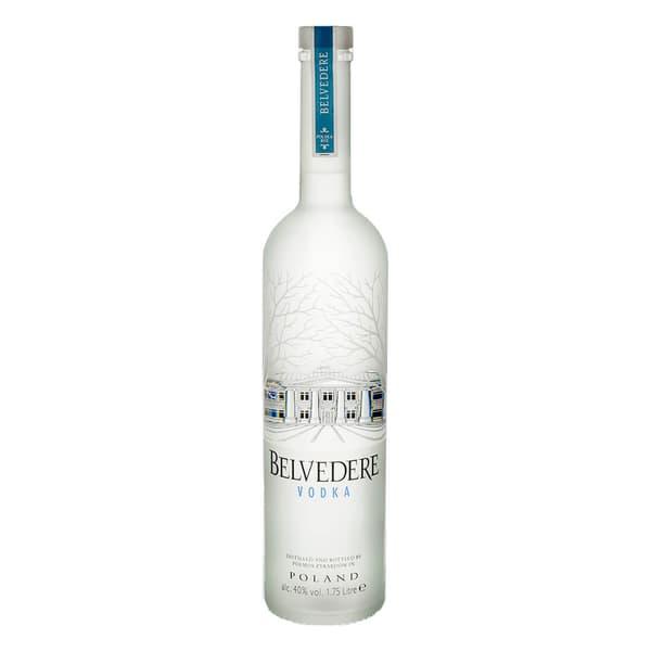 Belvedere Pure Vodka LED Edition 175cl