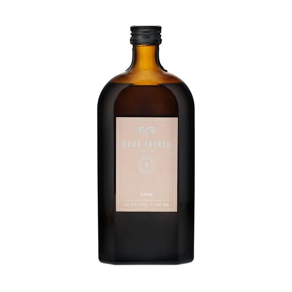 Deux Frères Dry Gin Distiller`s Cut Liberté 50cl