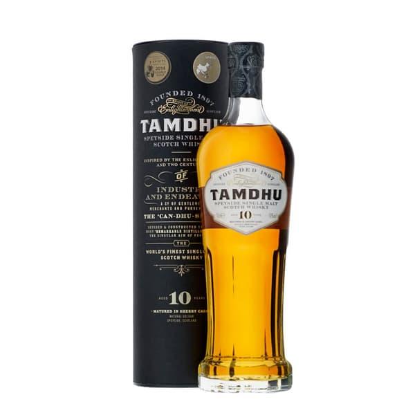 Tamdhu 10 Years Single Malt Whisky 70cl