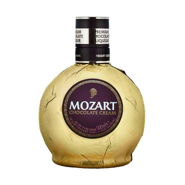 Mozart Gold Chocolate Cream Likör 50cl