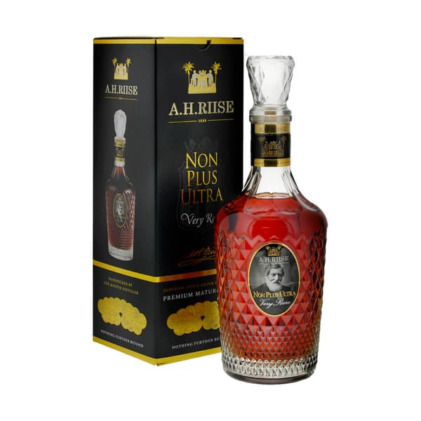 A.H. Riise Non Plus Ultra Rum 70cl