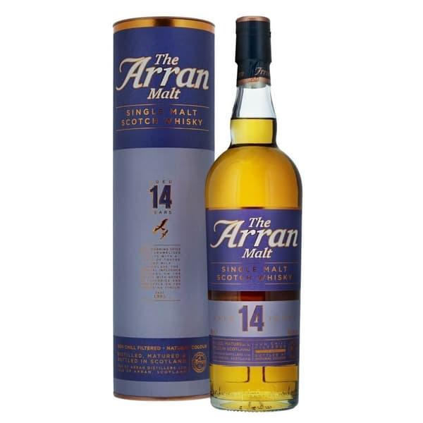 The Arran Malt 14 Years Whisky 70cl