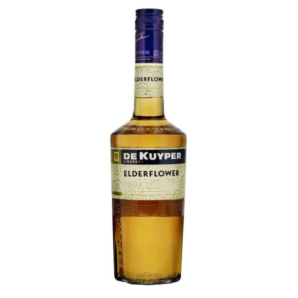 De Kuyper Elderflower Likör 70cl