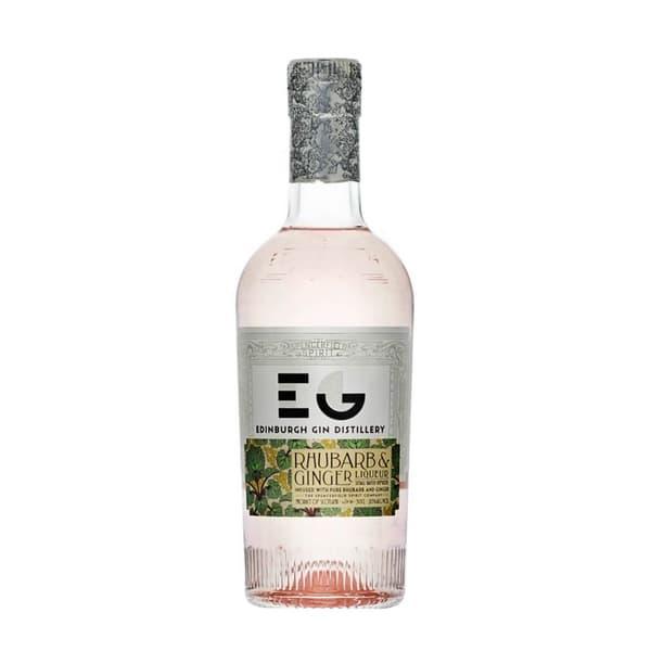 Edinburgh Rhubarb and Ginger Liqueur Gin 50cl
