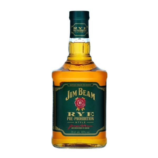 Jim Beam Rye Whiskey 70cl