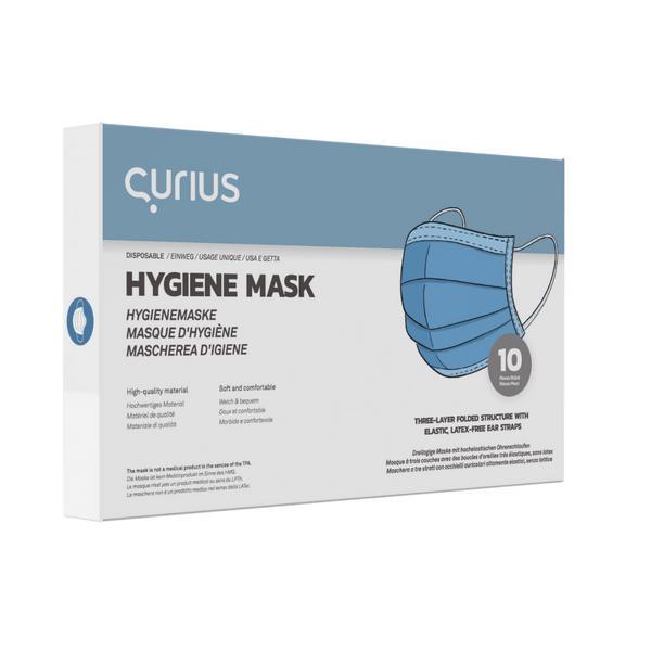 Hygienemasken 10er-Pack