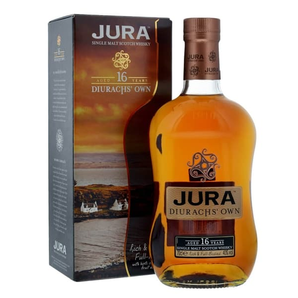 Jura Diurachs' Own 16 Years Whisky 70cl