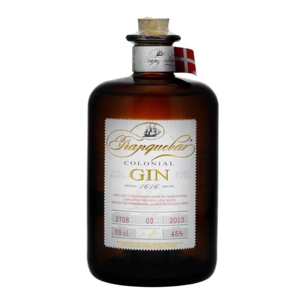 Tranquebar Colonial Gin 70cl