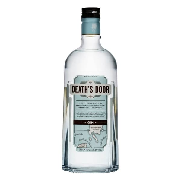 Death's Door London Dry Gin 70cl
