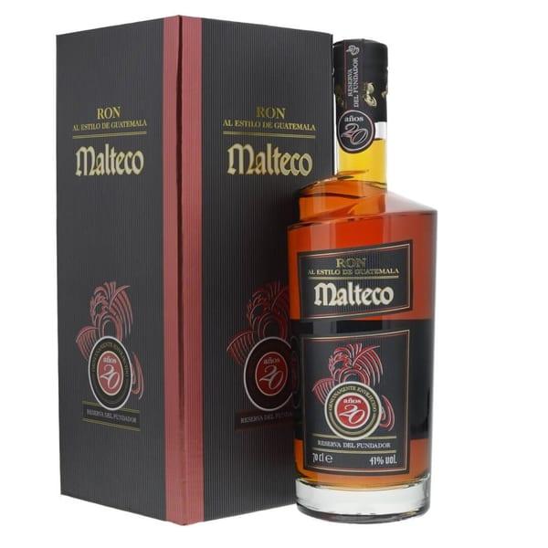 Malteco Rum 20 Years 70cl