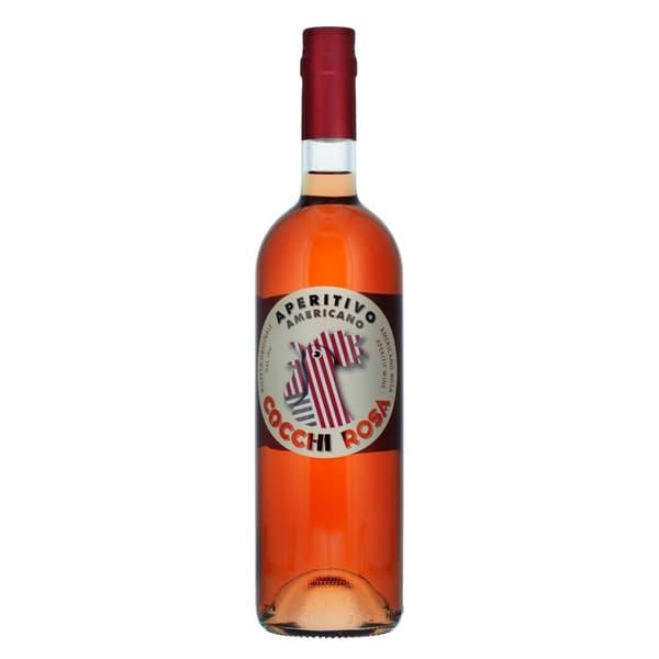 Cocchi Aperitivo di vino rosato Americano 75cl