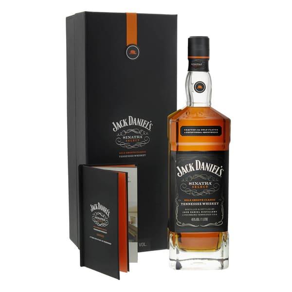 Jack Daniel's Frank Sinatra Special Edition 100cl