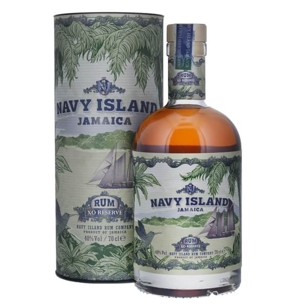 Navy Island XO Reserve Rum 70cl