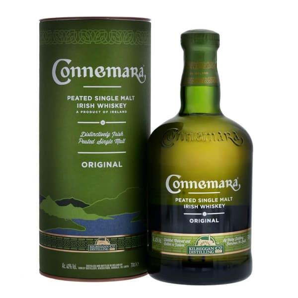 Connemara Irish Peated Malt 70cl