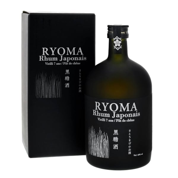 Ryoma 7 Years Japanese Rum 70cl