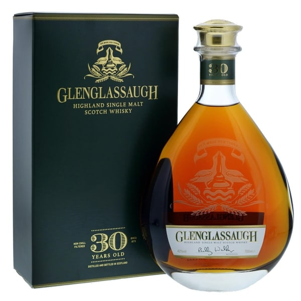 Glenglassaugh 30 Years Single Malt Whisky 70cl
