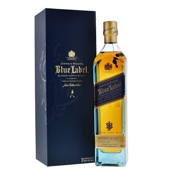 Johnnie Walker Blue Label Reserve Blended Scotch Whisky 70cl