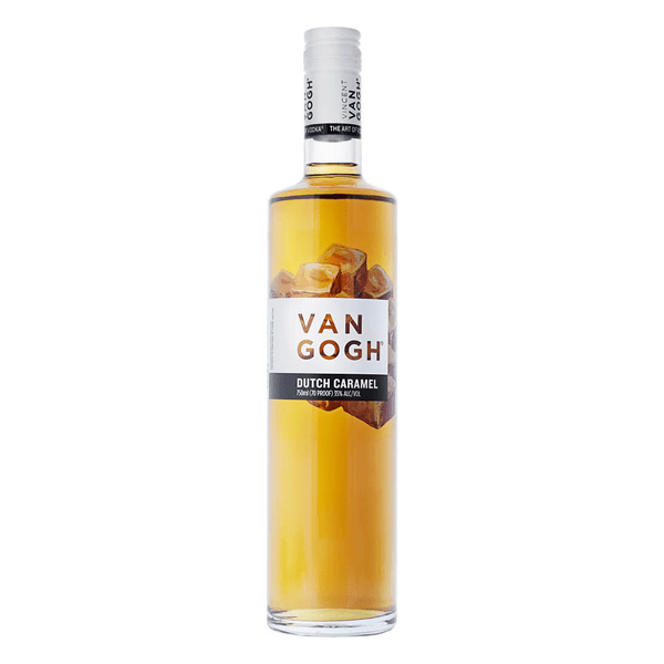 Van Gogh Caramel Vodka 75cl
