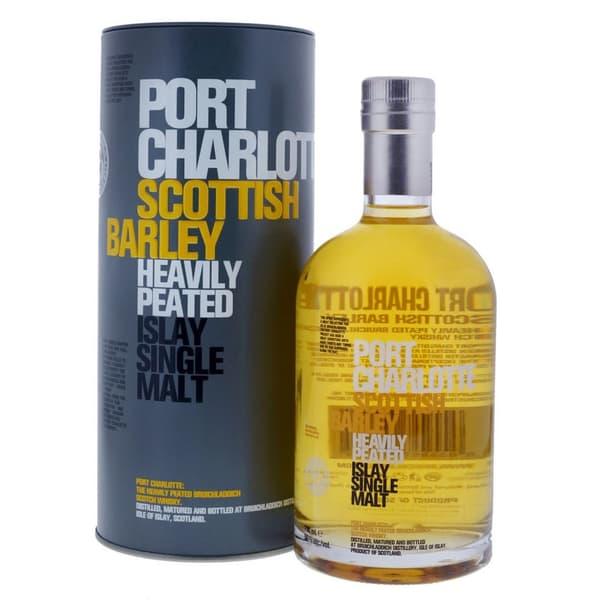 Bruichladdich Port Charlotte Scottish Barley 70cl
