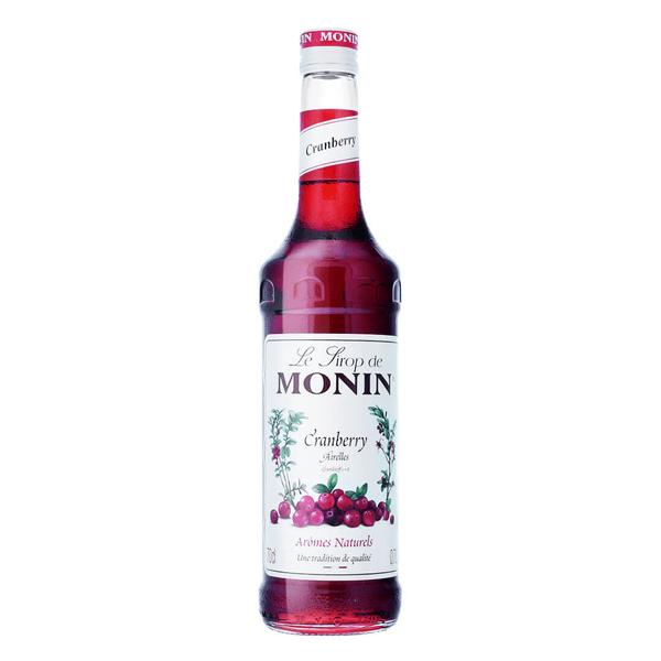 Monin Cranberry Sirup 70cl