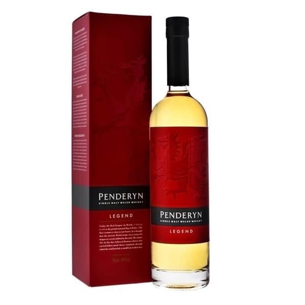 Penderyn Legend Welsh Single Malt Whisky 70cl